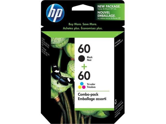 Hewlett-Packard Printer - Ink Cartridges                                     Black / Tri-color