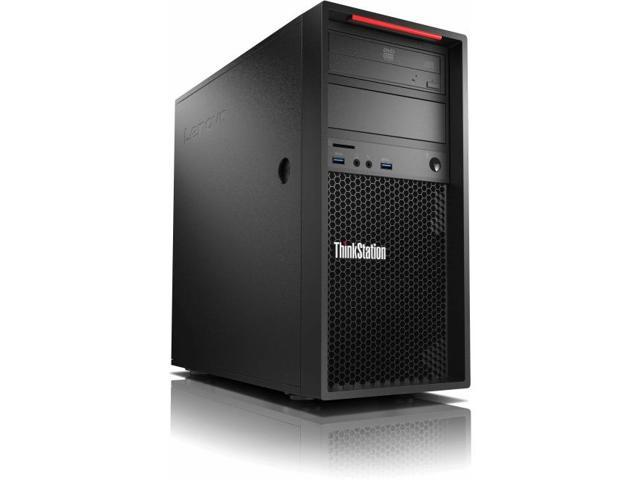 Lenovo ThinkStation P310 30AT000GUS Tower Workstation - 1 x Processors Supported - 1 x Intel Xeon E3-1245 Quad-core (4