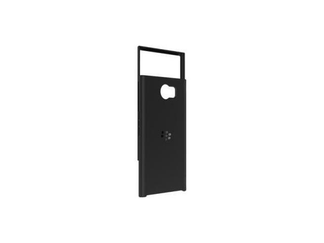 BlackBerry Black Solid Cell Phone - Cases & Covers                                  BlackBerry Priv