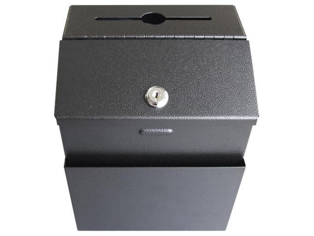Pyramid Metal Suggestion Box