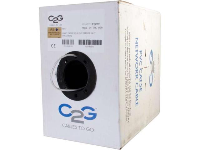 C2G Cat.5e UTP Network Cable