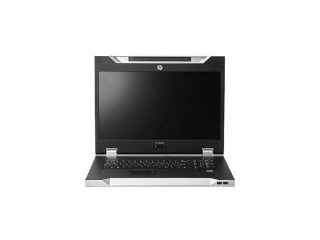 HP LCD 8500 1U CONSOLE US KIT
