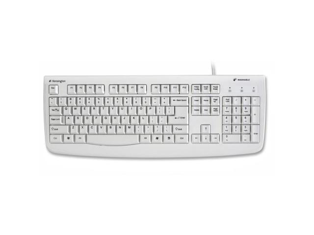 Kensington WASHABLE ANTIMICROBIAL KEYBOARD