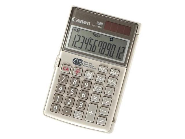 Canon LS-154TG Handheld Calculator