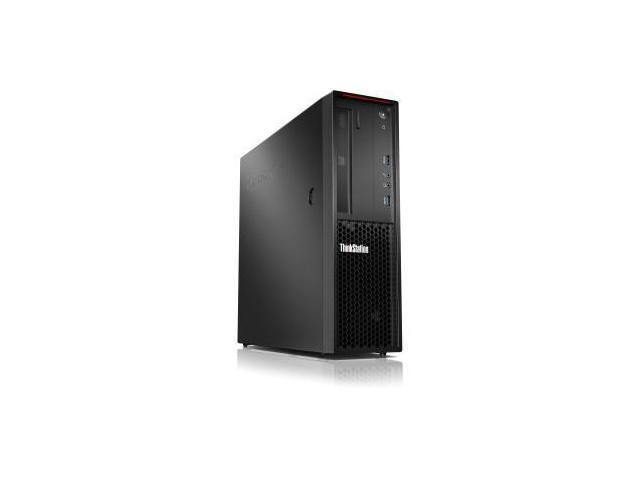 Lenovo Thinkstation P310, Intel E3-1245 V5 (3.50ghz, 8MB) - French