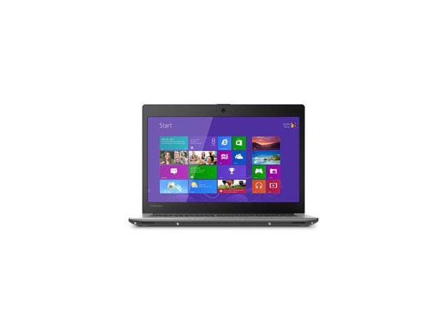 TOSHIBA Notebooks PT261C-00F001 Intel Core i7 2.60 GHz 8 GB Memory 128 GB SSD 13.3