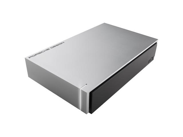 Seagate LaCie Porsche Design P 9230 USB 3.0 8T, BBuilt for speed, Solid aluminum casing,