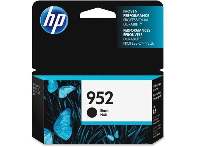 HP F6U15AN#140 952 Black Ink Cartridge Black