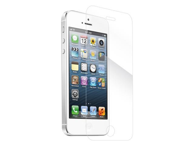 V7 Solid Anti-Shock Screen Protector Film For iPhone 5 / 5S / 5C PS500-IPHN5TPG-3N