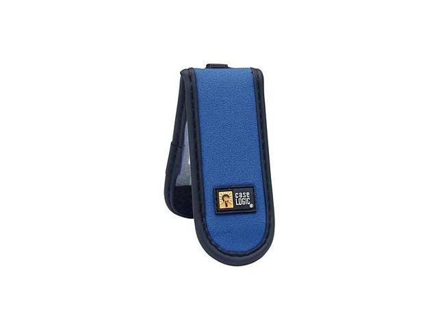Case Logic 2-CAP USB DRIVE CASE BLUE