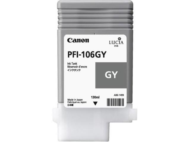 Canon PFI-106 GREY 130ML INK TANK