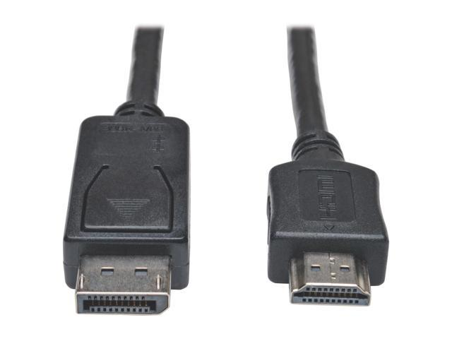 Tripp Lite DisplayPort to HD Adapter Cable (M/M), DP to HDMI, 1080p, 15 ft. 15' (P582-015)