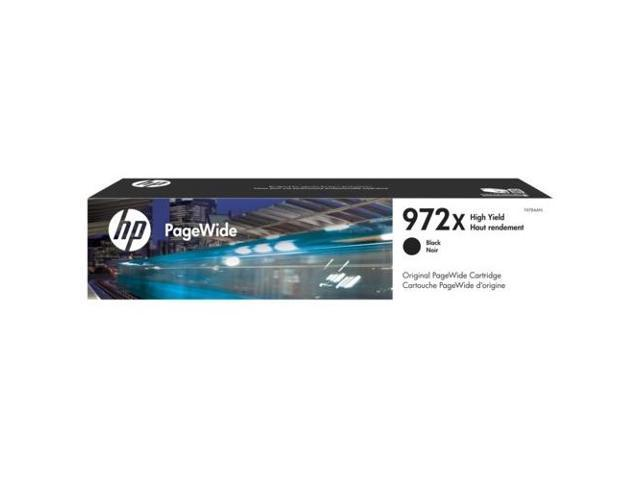 HP F6T84AN 72X Black PageWide Ink Cartridge Black