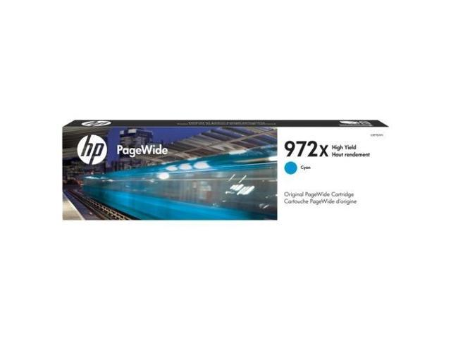HP L0R98AN 972X Cyan PageWide Ink Cartridge Cyan