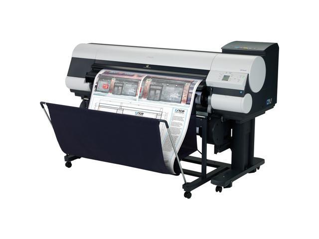 Canon imagePROGRAF iPF840 Inkjet Large Format Printer - 44