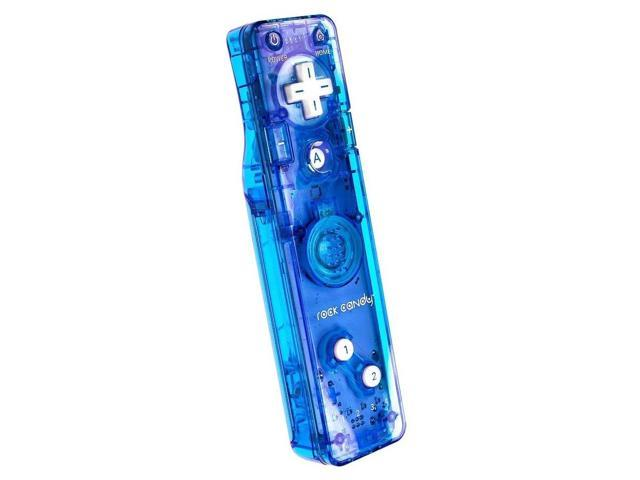 PDP Rock Candy Wii Gesture Controller (Blue)