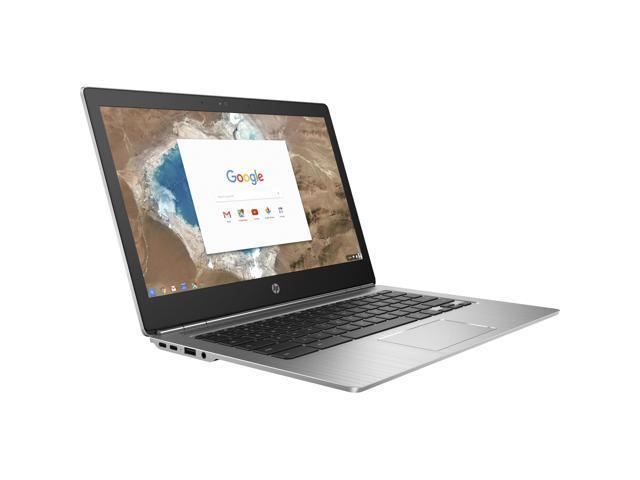 HP 13 G1 (W0T01UT#ABA) Chromebook Intel Core M5 6Y57 (1.10 GHz)  8 GB Memory 32 GB eMMC Intel HD Graphics 515 13.3