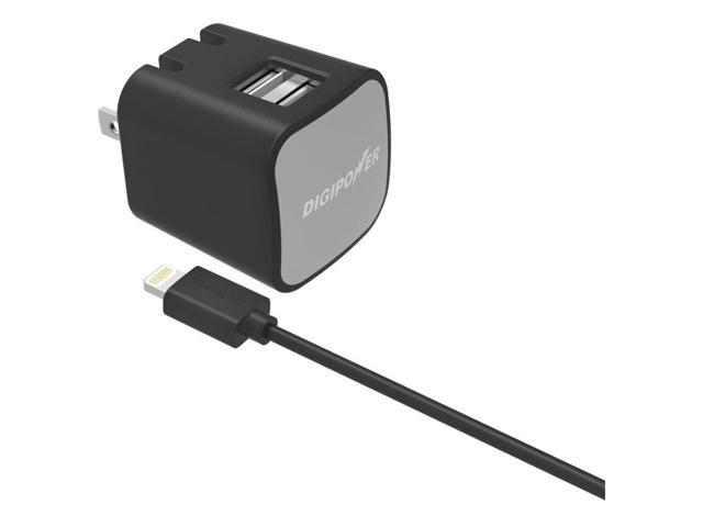 Digipower LIGHTNING WALL WITH EU/UK/US ADAPTER