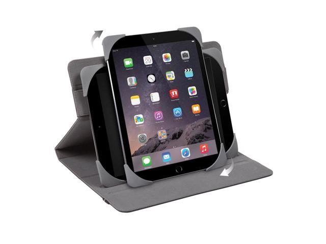 Targus Fit-N-Grip Universal Rotating Case for 9-10-Inch Tablet