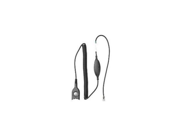 Sennheiser 504149 Bottom Cable for Avaya 1600 Se