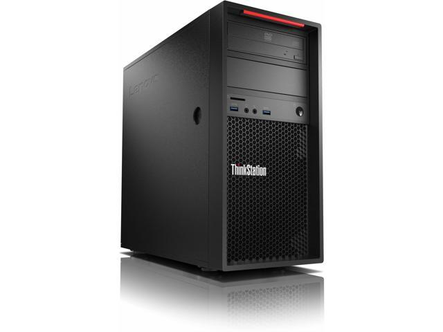 Lenovo ThinkStation P310 Tower Server System Core i7-6700 3.40 GHz 8GB 1 x 1TB 3.5