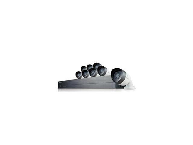 Samsung 16Ch 8Cam 1080p HD SecurityKit