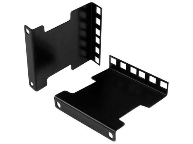 StarTech RDA2U Rail Depth Adapter Kit for Server Racks - 2U