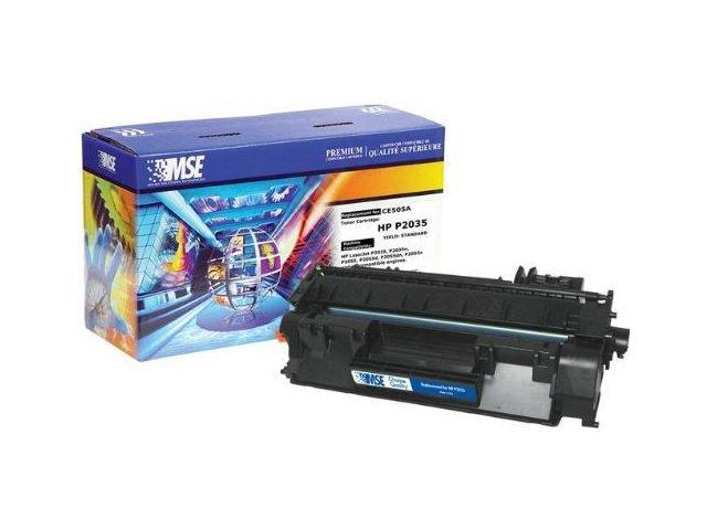 MSE HP 05A/CNM 119 TONER Cartridge; OEM Equivalent: CE505A