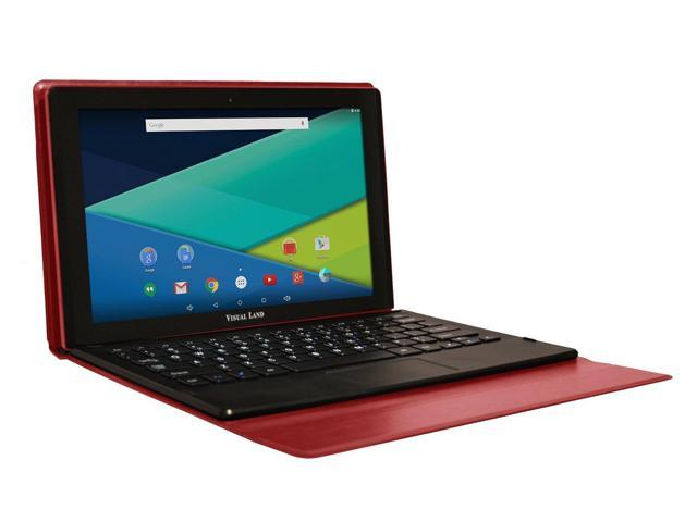 Visual Land Prestige Elite 11Q-11.6-Inch Quad-Core Android 5.1 Lollipop 32GB Tablet with Docking Keyboard Case