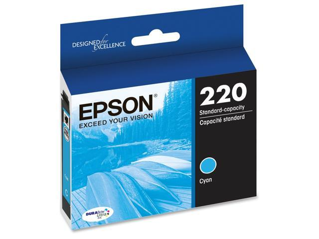 EPSON 220 (T220220) Ink Cartridges Cyan