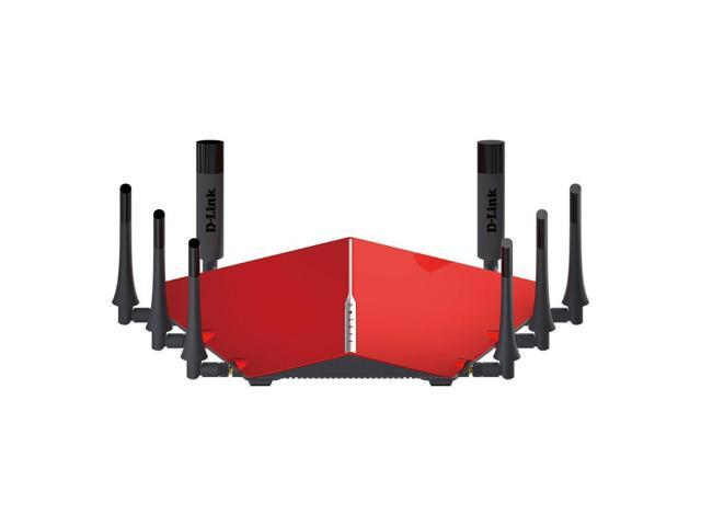 D-Link Wireless AC5300 Tri-Band Gigabit App-Enabled Router with USB 3.0