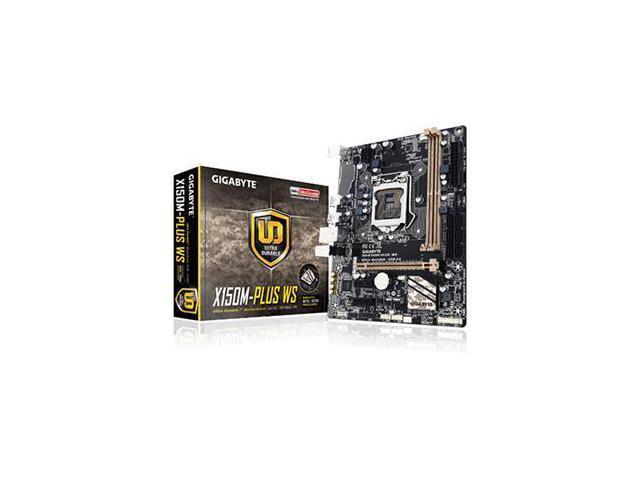 Gigabyte C232 Chipset Motherboard