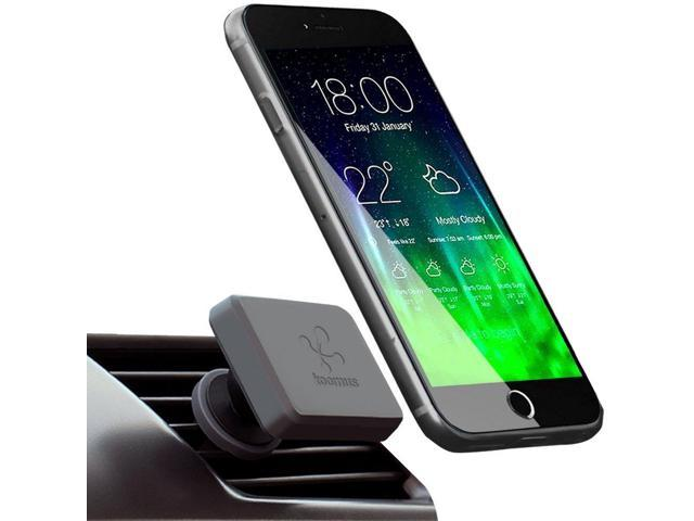 Link Depot Corp. Koomus Pro Air-M Air Vent Universal Magnetic Cradle-less Smartphone Car Mount for iPhone/Android Device