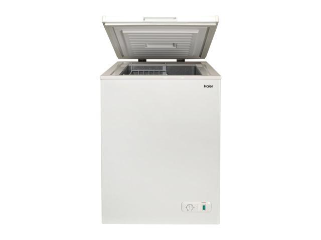 Haier HF35CM23NW 3.5 cu. ft. Capacity with Removable Basket, White