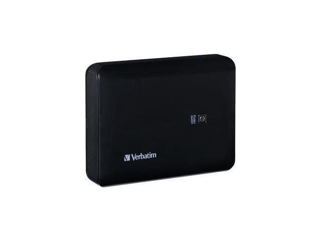 VERBATIM DUAL USB POWER PACK 10400MAH