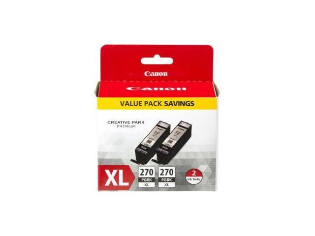 Canon PGI-270 XL Ink Cartridge - Pigment Black