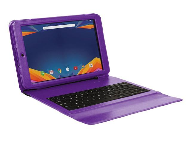 Visual Land Prestige Prime 10ES-10.1-Inch OCTA-Core Android 5.1 Lollipop 32GB Tablet with Keyboard Case, IPS 1280x800 HD