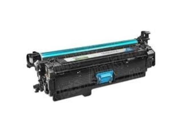 DP MSE Compatible 02-21-51114 Cyan Toner Cartridge (5500 Page Yield) - Equivalent to HP CE401A