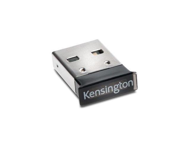 Kensington Bluetooth 4.0 USB Adapter for Laptops