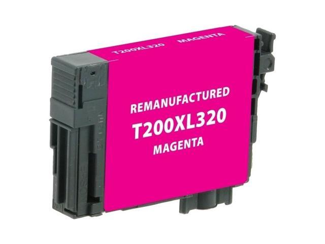 EPSON T200XL320 MAGENTA INK CARTRIDGE, 450 PAGES YIELD