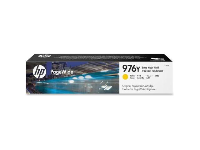 HP 976Y Original Ink Cartridge - Yellow