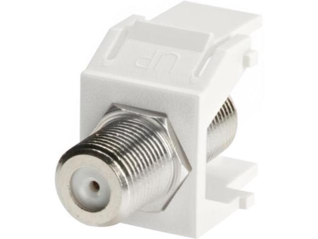 Wirewerks Keywerks F Connector Coupler 3 GHz