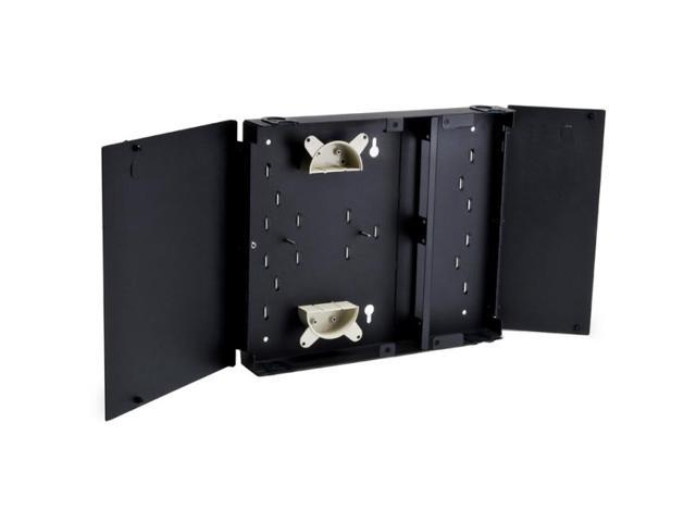 Wirewerks 2 Adapter Strips Wallmount Patch Panel