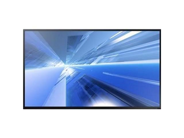 SAMSUNG DM48E,48 in,1920 x 1080,48 in 24/7, 60Hz DLED with built in 1GHz Quad Core CPU (