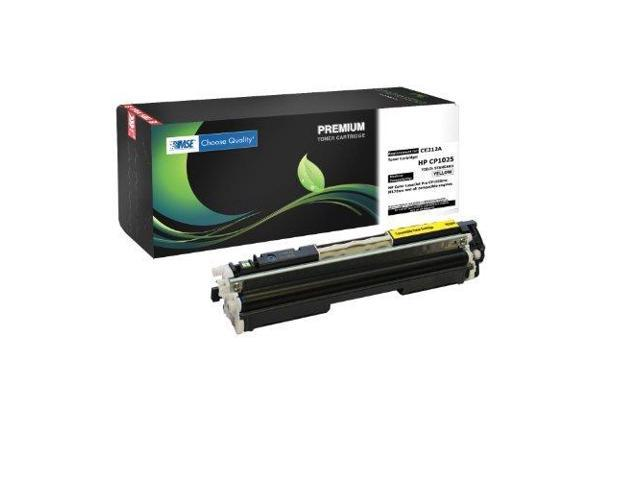 DP MSE HP 1025 Toner Cartridge YL; OEM Equivalent: CE312A