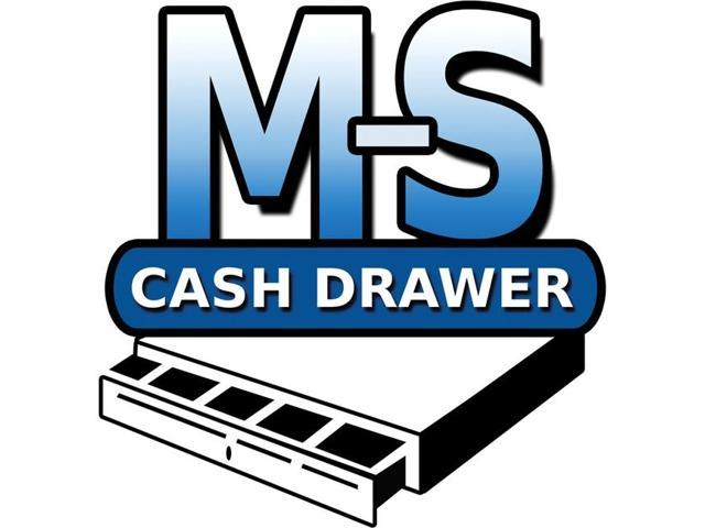 M-S Cash Drawer CBLS F/M-S CASH DRAWER EP-107N-M-B-C