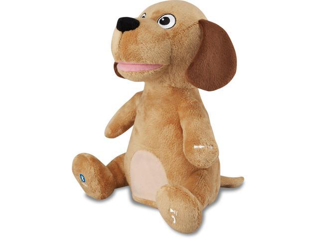 Digital Products International iLive Bluetooth Buddy Dog Speaker, Moves to The Music (Brown)