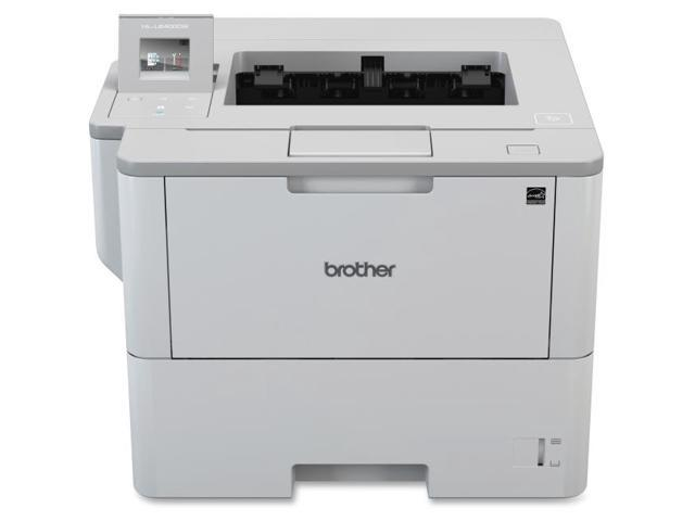 Brother HL-L6400DW Laser Printer - Monochrome - 1200 x 1200 dpi Print - Plain Paper Print - Desktop
