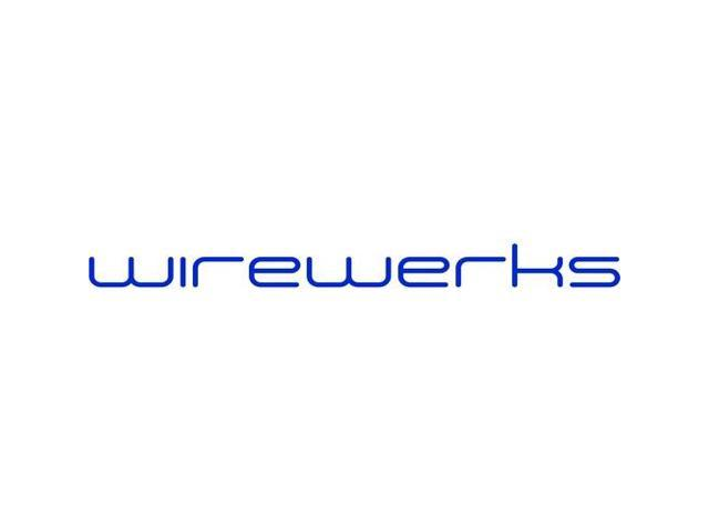 Wirewerks Keywerks CAT5e UTP 180 Inline Coupler, T568A/B, Black