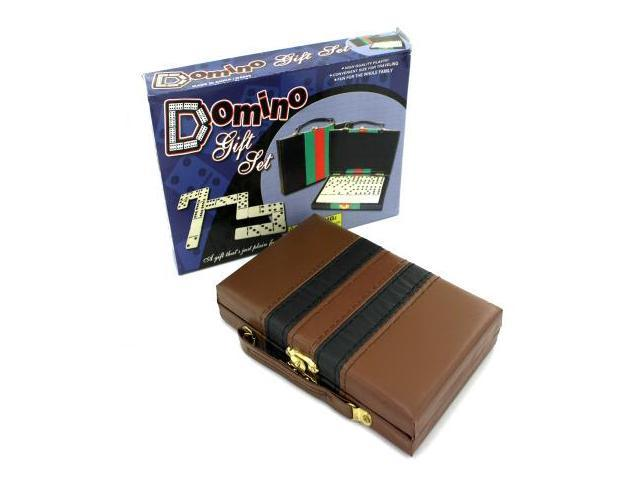 123-Wholesale: Set of 12 Domino Gift Set (Games, Board Games)